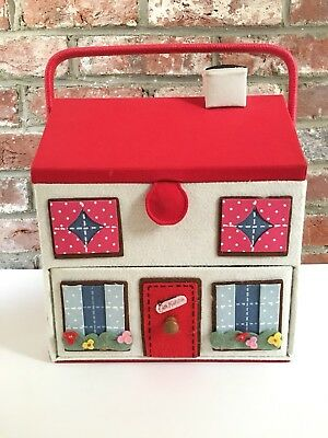 CATH KIDSTON House / Cottage Sewing Box