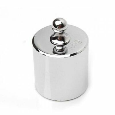 Silver Calibration Scale Weight 100 Grams  for General Laboratory Commercial