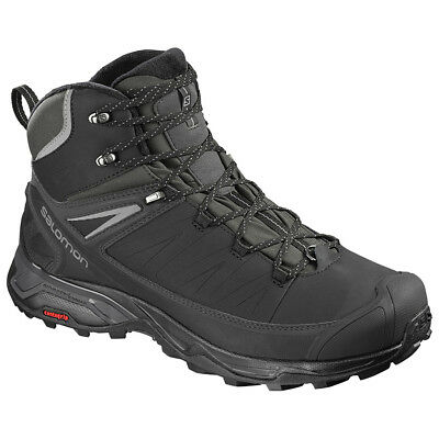 Salomon X Ultra Mid Winter CS WP Thermo Art. 404795 Schwarz Gr. 41 1/3 - 48 NEU