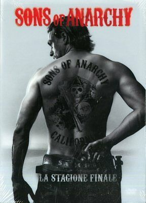 Serie Tv - Sons Of Anarchy - Stagione 7 - 5 Dvd