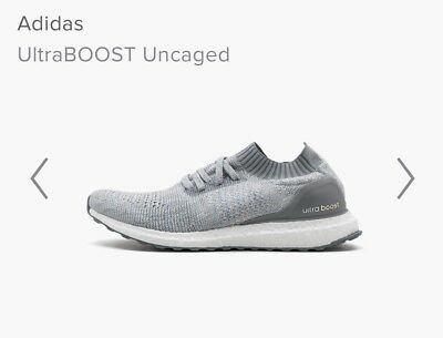 4879f09f4 ADIDAS ULTRABOOST UNCAGED Shoes Men s Size 11.5 -  90.00