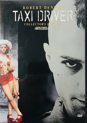 Dvd Drama Movie / 1976 / Taxi Driver / Collector's Edition