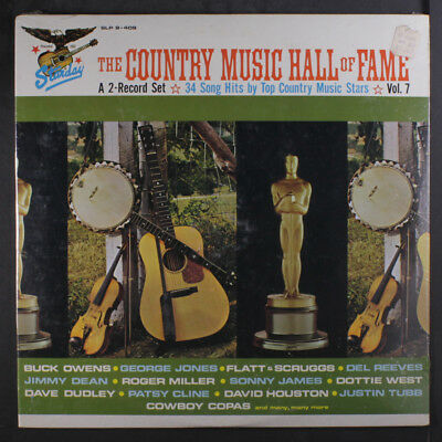 VARIOUS: Country Music Hall Of Fame, Vol. 7 LP Sealed (2 LPs) Country