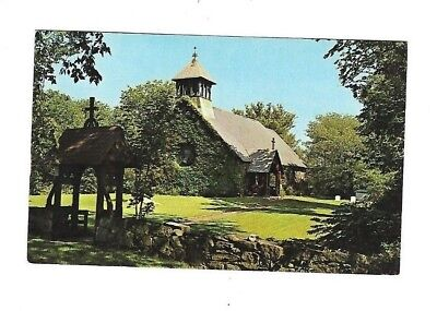 Vintage Postcard St.Andrews-By-The-Sea Rye Beach , New Hampshire