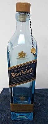 Johnnie Walker Blue Label Bottle 750ml empty