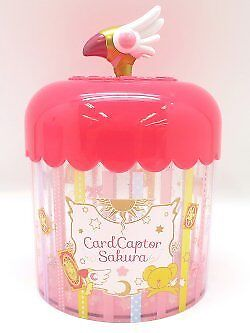 Card Captor Sakura seal of cane multi-box