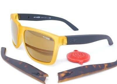 13283bee3fa ARNETTE WITCH DOCTOR Sunglasses AN4177-04 2156 7D Gold