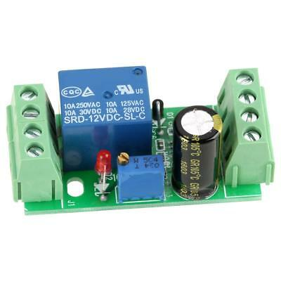 12V Verzögerungsrelais Modul Delay Turn off Switch Module mit Einstellbar Timer