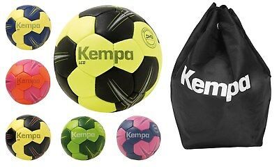 Kempa - Leo Basic Handball inkl. Balltasche - Gr. 0-3 / Training / Art 2001875