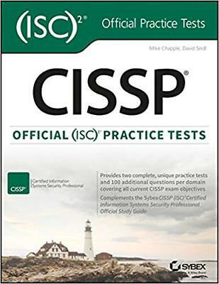 Cissp Official (Isc)2 Practice Tests-9788126564439