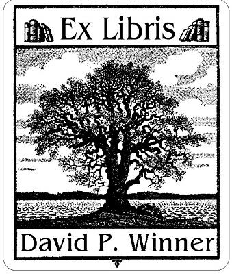 Personalized Ex Libris Bookplate With tree image or cute Little Girl  FREE Ship