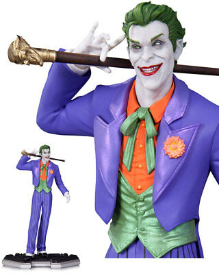 """DC Collectibles: Comics Icons - The Joker - 10.25"""" Statue - BRAND NEW & SEALED!"""