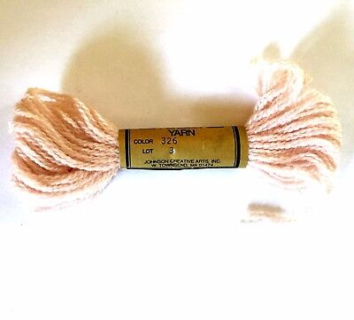 Needlepoint Yarn Paternayan Persian Wool #730 Lot 1 7.4 M Skein 3 Ply 8 yards