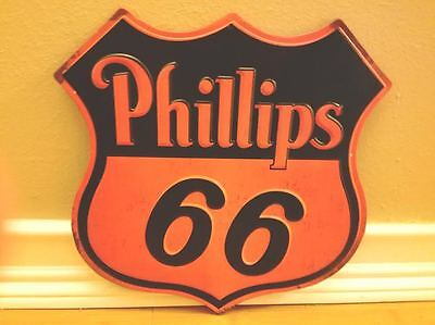 696980ea36fde4 Limited Edition 76 Gas Stations Logo Gasoline US Phillips 66 T-Shirt Size  S-2XL