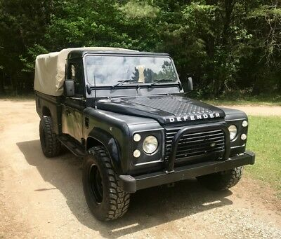 1991 Land Rover Defender  1991 LAND ROVER DEFENDER 110 HIGH CAPACITY PICK UP TRUCK 200Tdi 4x4 TURBO DIESEL