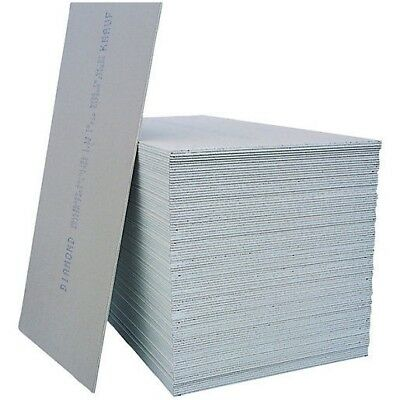 Plasterboard Sheets 2400mm x 1200mm (8ftx4ft) - 9.5mm and 12.5mm [Bundle Deals]