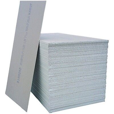 Plasterboard Sheets 1800mm x 900mm (6 x 3) - 9.5mm and 12.5mm [Bundle Deals]