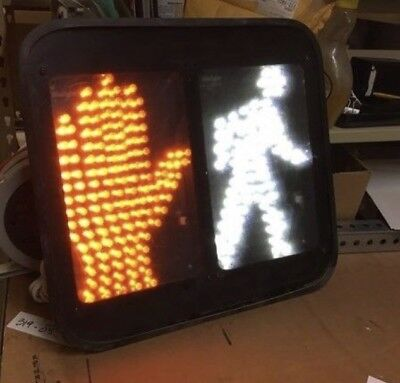 Duralight Pedestrian Crosswalk Signal Walk/Don't Walk Light LED Elements Street