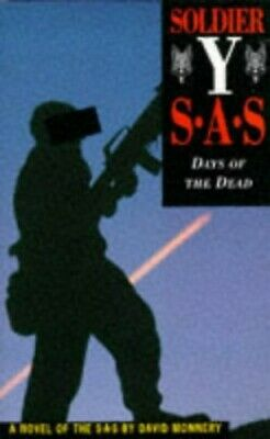 Soldier Y: SAS - Days of the Dead by Monnery, David Paperback Book The Cheap