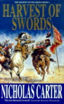 Harvest of Swords [The Shadow on the Crown Book... by Carter, Nicholas Paperback
