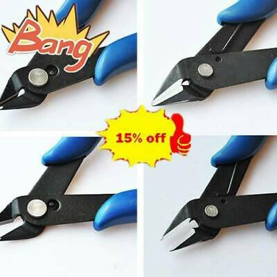 New Electronic Shear Wire Cable Cutting Side Snips Flush Pliers Nippers Cutters