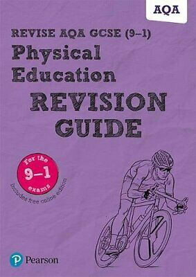 Revise AQA GCSE (9-1) Physical Education Revision Guide: ... by Simister, Ms Jan