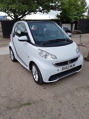 Smart Car  Passion MHD  1.0 Automatic 2012 RARE EDITION WITH POWER STEERING