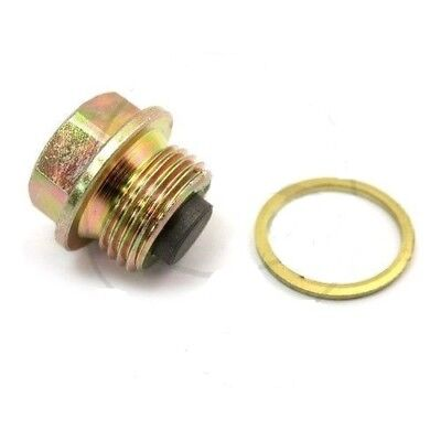 BMW Motorcycle Magnetic Oil Drain Plug M18 X 1.50 With Washer JMP