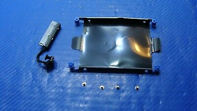 "HP Pavilion dv6-3000 15.6/"" Genuine Laptop Hard Drive Caddy w//Connector Screws"