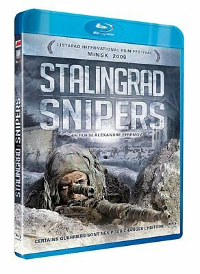 Stalingrad Snipers Blu Ray Neuf Sous Cello