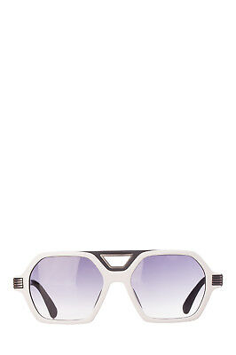 d4f6a0b79ba ILL.I OPTICS BY will.i.am Hexagon Aviator Sunglasses Made in Italy ...