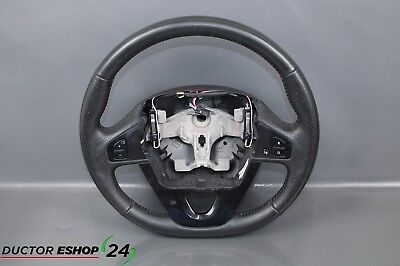 2014 RENAULT ZOE / ELECTRIC / steering wheel multi function 985103539R