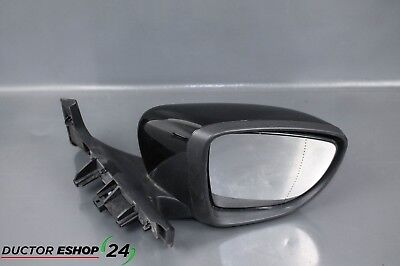 2014 RENAULT ZOE / ELECTRIC / wing door mirror right side