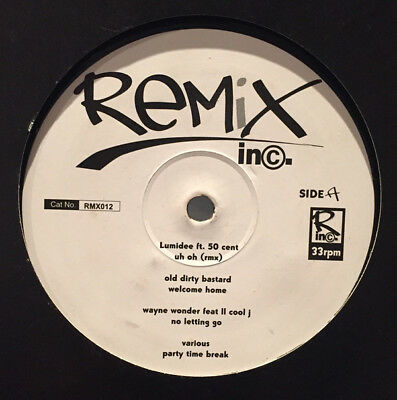 "Various - Remix Inc. 12 Vinyl 12"" 0714972"