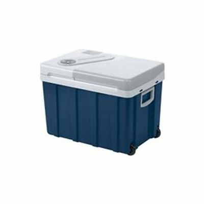 WAECO 9105302773 Mobicool W 40 AC/DC Metallic Blue Thermoelectric Cooler - 39 L