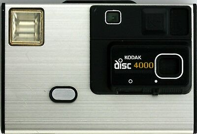 Kodak Disc 4000 Compact Film Camera