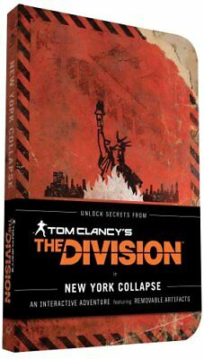 Tom Clancy's The Division New York Collapse 9781452148274 (Paperback, 2016)