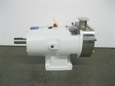 "3"" Alfa Laval GHPD SRU-5NLS Positive Displacement SS Lobe Pump NEW Z68 (2318)"