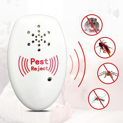 Smart Electronic Ultrasonic Pest Reject Repeller Anti Mosquito Insect Rat Killer