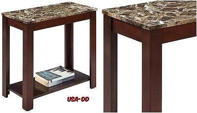 DEVON CHAIR SIDE Table Night Stand Living Room Furniture ...
