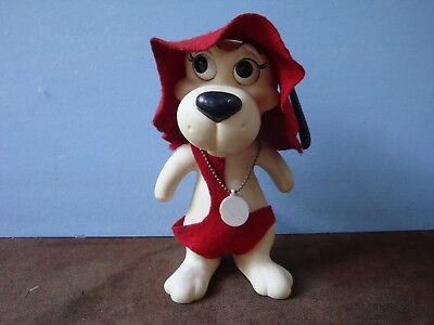 "Vintage 8"" Dog Coin Bank w/ Swivel Head and Name Tag (1968) by RDF"