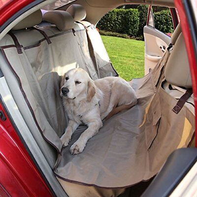 Pet Seat Cover for Cars Oxford Fabric Waterproof Durable Dog Car Back Seat Cover