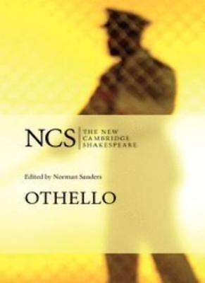 Othello (The New Cambridge Shakespeare) By William Shakespeare, .9780521535175