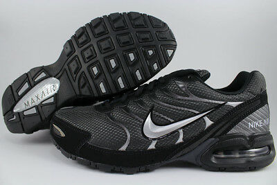 Nike Air Max Torch 4 Black/Silver/Anthracite Gray Running Trainer Us Mens Sizes