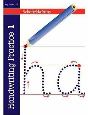Handwriting Practice Book 1: KS1, Ages 5-7 by Carol Matchett 9780721712031