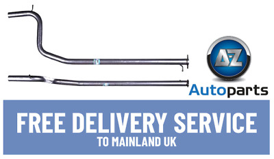 Ford Mondeo MK 3 2.0 2.2 Diesel 2004-2007 Centre Exhaust Pipe -FE980T OE 1343857