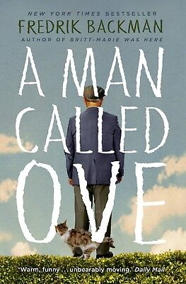 A Man Called Ove by Backman, Fredrik
