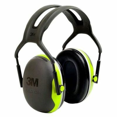 3M PELTOR Optime X Series Premium Quality Ear Defender SLIM - X4A