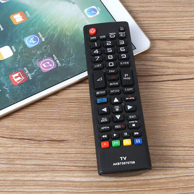 Universal Replacement Remote Control for LG TV'S SMART 3D HDTV APPS AKB73975709