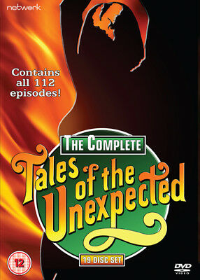 Tales of the Unexpected: The Complete Series DVD (2018) Joan Collins ***NEW***